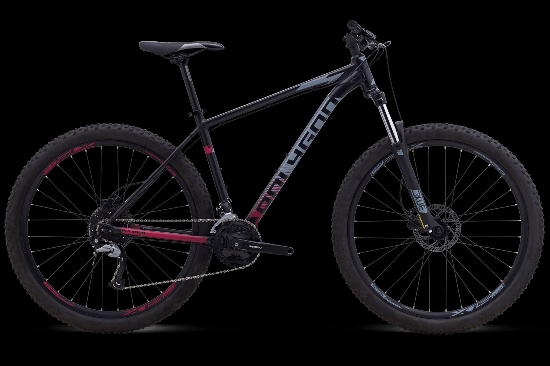 Modifikasi Sepeda Polygon Mendova Trend Sepeda