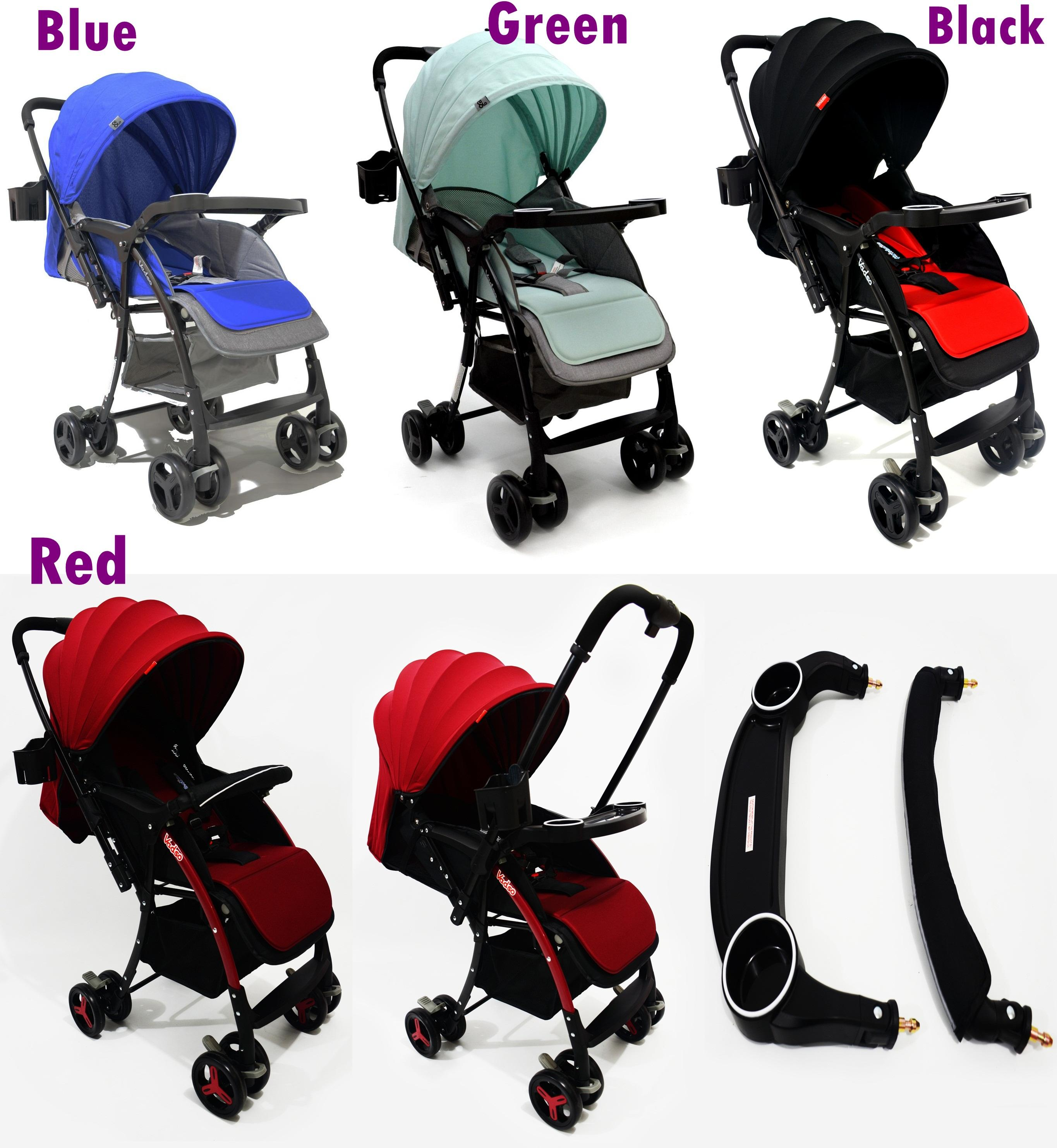 Chris & Olins Stroller - Vadso By Rain Baby Store.