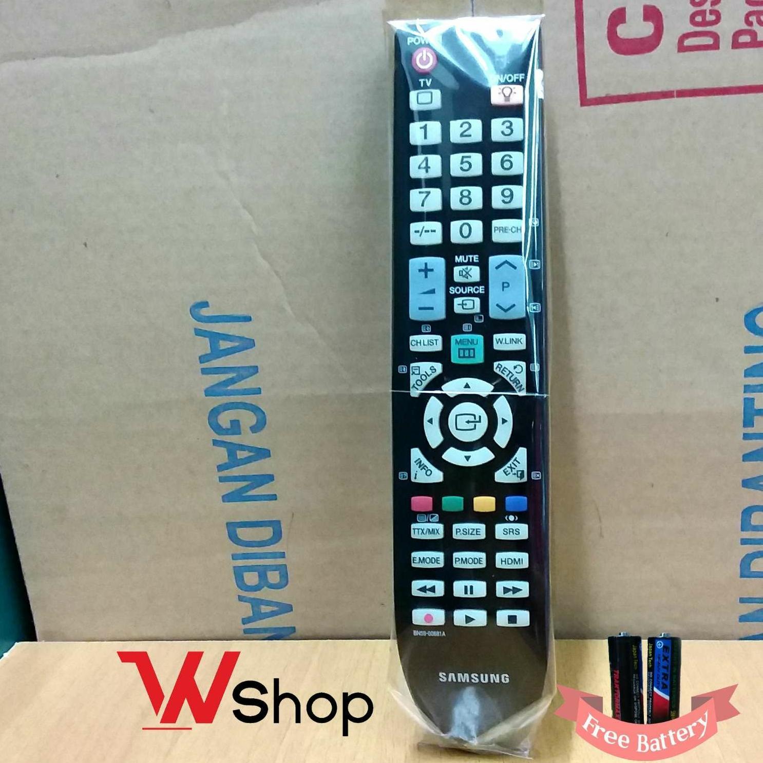 REMOTE/REMOT TV LCD/LED SAMSUNG ORIGINAL
