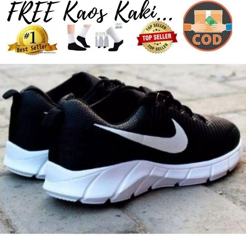 Sepatu Nike 1995 Zero Running Flyknit Presto Zoom Pria Wanita Kerja Sekolah Olahraga Original Vapormax-@allteza88shop