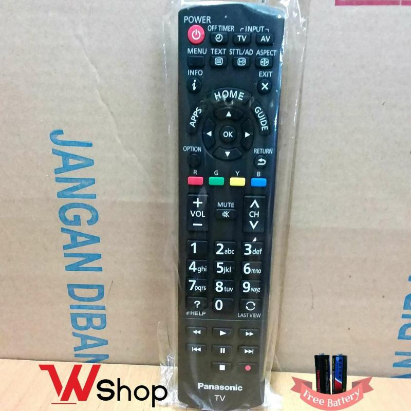 REMOTE/REMOT TV LCD LED PANASONIC HOME ORIGINAL