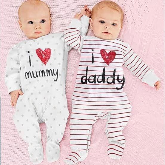 I Love Mummy/daddy Jumper Bayi Jumper Anak Grosir Baju Anak Grosir Baju Bayi Pakaian Anak Pakaian Bayi Babeebabyshop Pabrik Baju Anak Pabrik Baju Bayi By Babee Baby Shop.