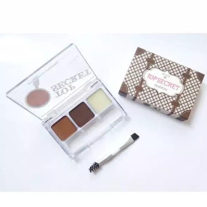 Emina Top Secret Eyebrow Kit - 2.9 gr