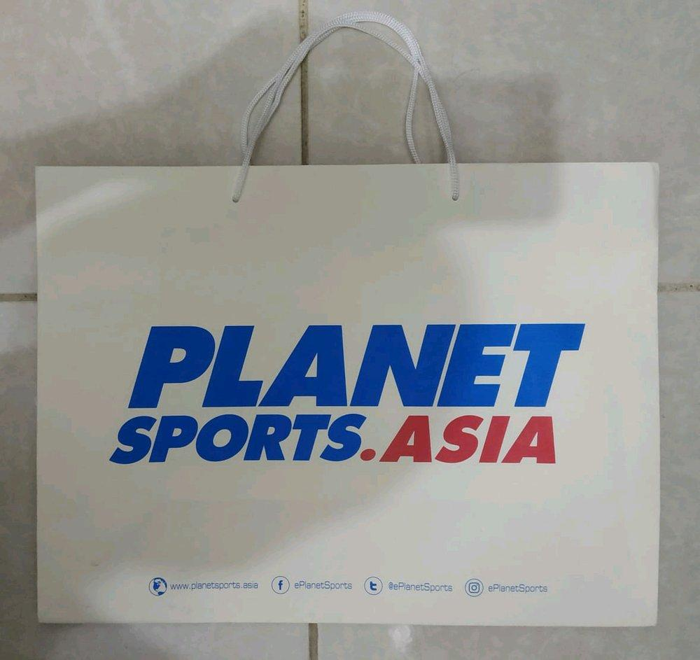 Paper Bag Planet Sports Size Large Lazada Indonesia