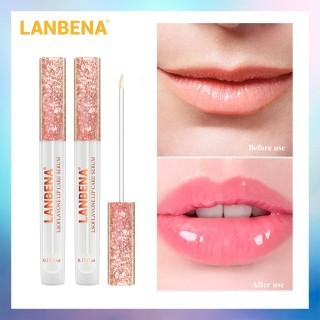 BISA BAYAR DITEMPAT (COD) - Serum Bibir Lanbena Lsoflavone Lip Care Serum thumbnail