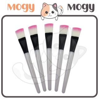MOGYMOGY - Kuas Bulu Pink Kuas Masker Kuas Makeup Kuas Plastik Wajah Import Murah thumbnail
