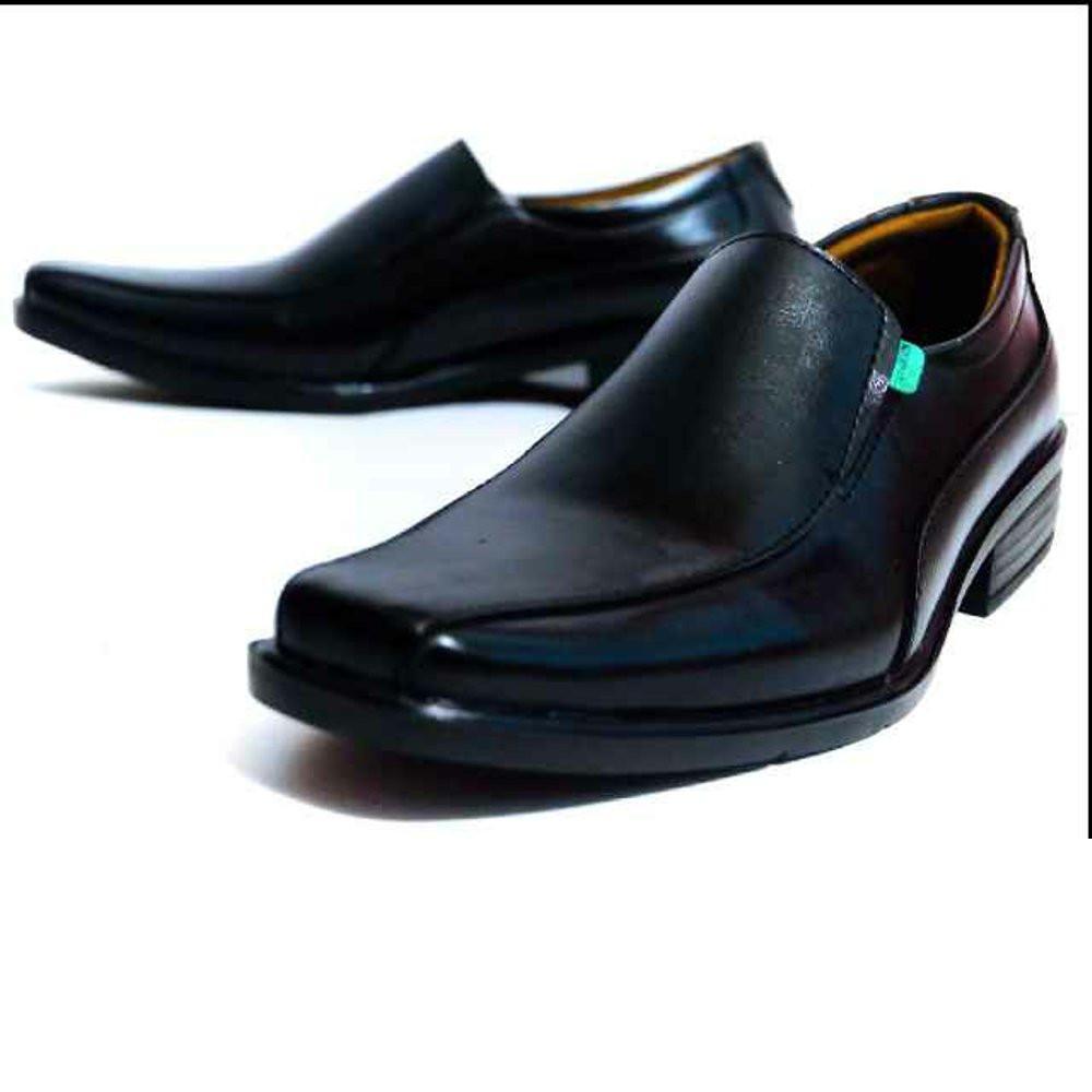 Sepatu Pantofel Pria Kulit Asli KICKERS NEW ARRIVAL Casual Anak Muda Pantofel Murah Formal Nikahan Kerja Kantor