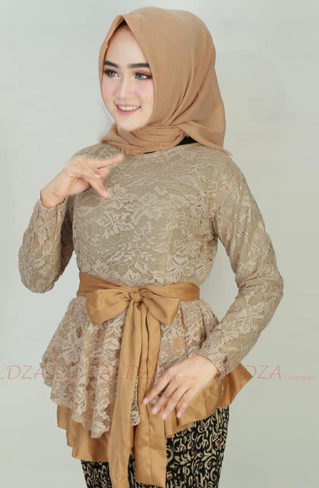 Atasan Kebaya Remaja Style Modis Cantik Brokat Kebaya Modern Setelan Pakaian Baju Wanita Kebaya Batik Kebaya Tradisional Kebaya Wisuda Kebaya