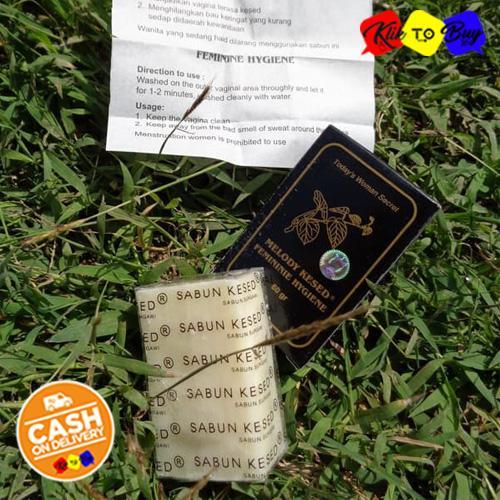 Ktb Melody Kesed Feminine Hygiene - Sabun Sirih Bagian Kewanitaan - 60gr By Klik To Buy.