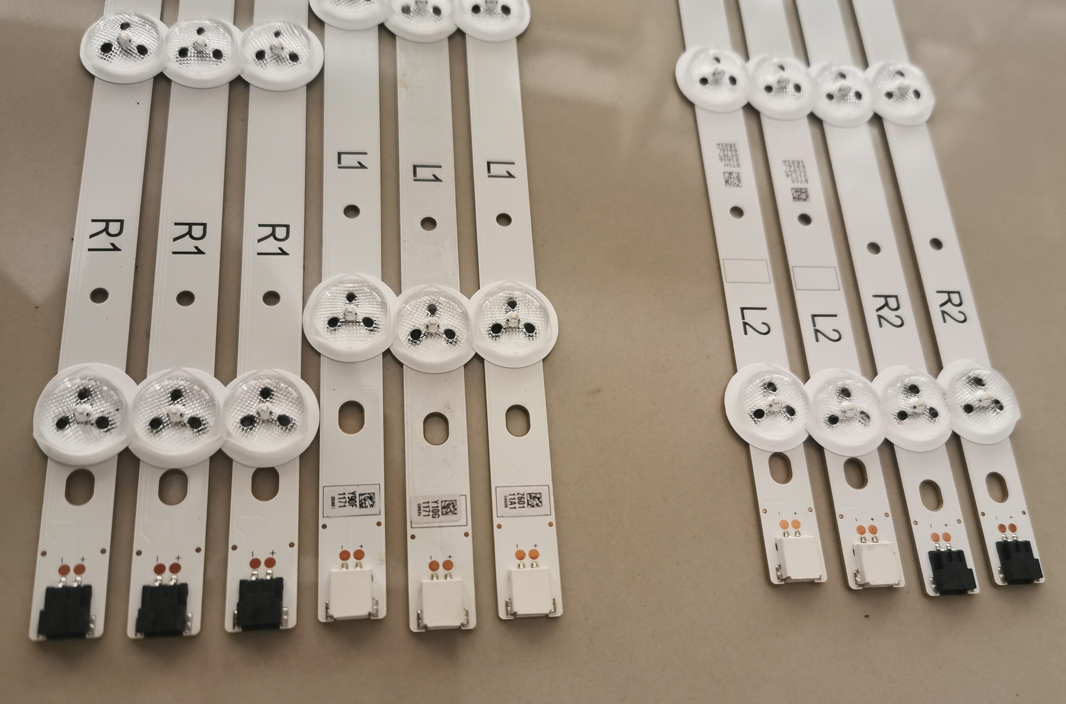 Backlight TV LG 42LN5100 - Lampu LED 42LN5400 - Backlight LED TV LG 42LA6130