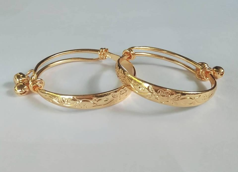 Gelang Tangan Xuping Perhiasan Wanita Untuk Bayi @xuping By Syifa Herba.