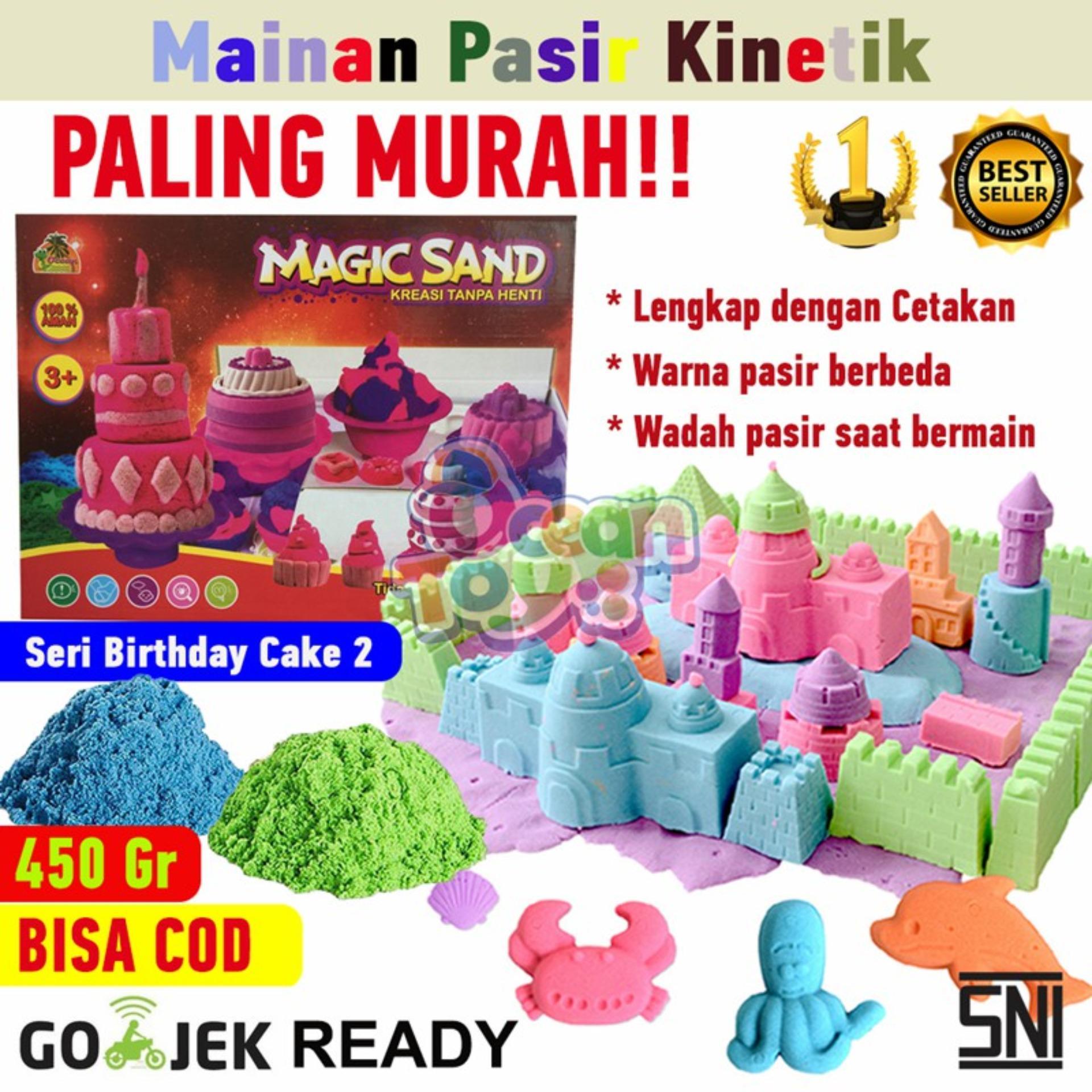 85564 barang ditemukan dalam Kerajinan Tangan   Kesenian Anak. Mainan Pasir  Ajaib   FS Murah   Mainan Pasir Ajaib Anak   Pasir Kinetik   Pasir 81479e1988