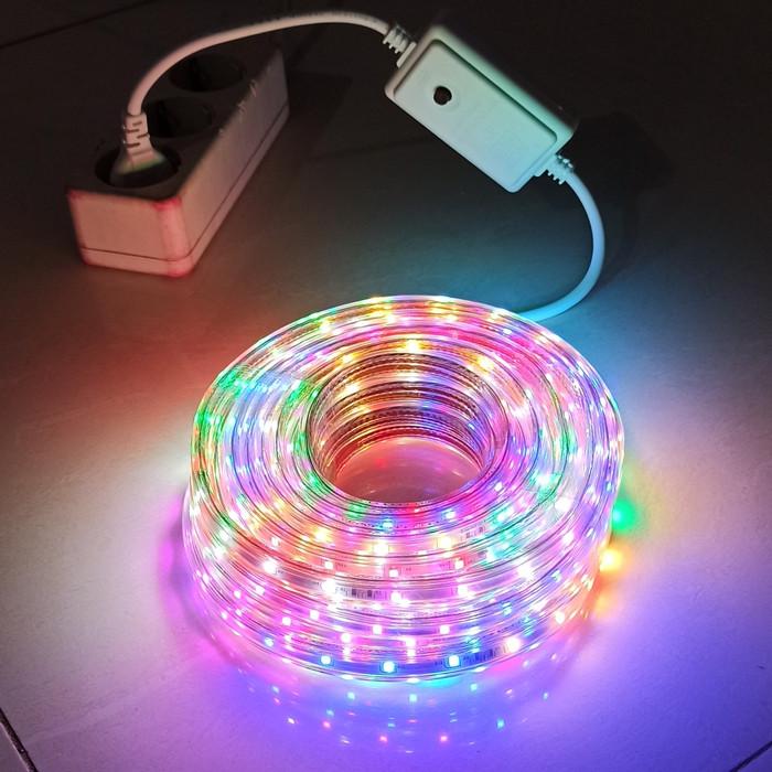 COD Lampu LED Strip Selang 10 meter SMD 2835 (Warna - Warni) Sedia Juga Lampu hias led - Lampu hias kamar tidur huruf - Lampu hias gantung cafe - Lampu hias kamar tidur unik - Lampu hias untuk layangan
