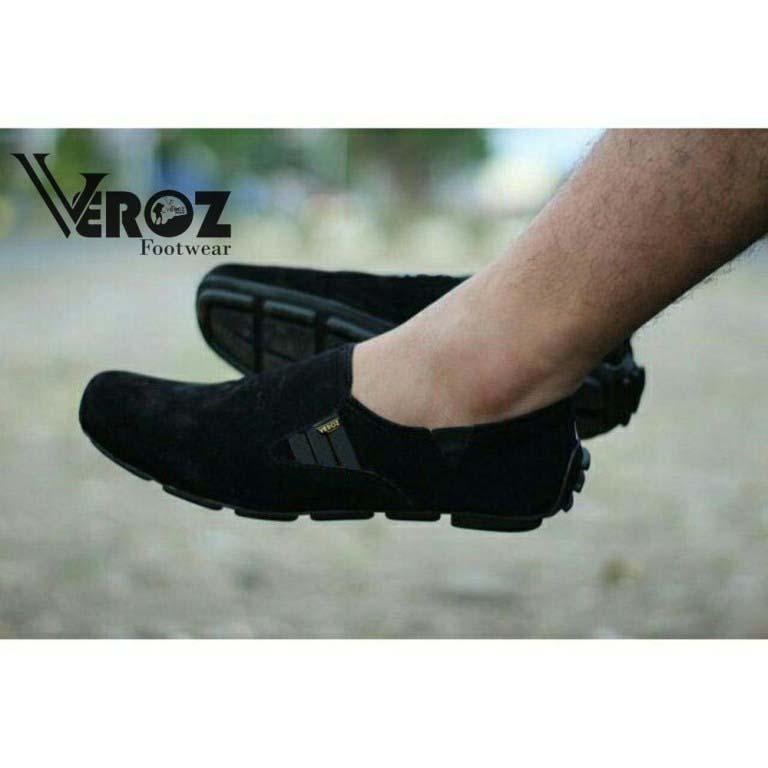 Sepatu Casual Slop Pria Kerja Santai Murah-Sepatu Slip On Loafers-Sepatu  Pria Terlaris 01b10010fe