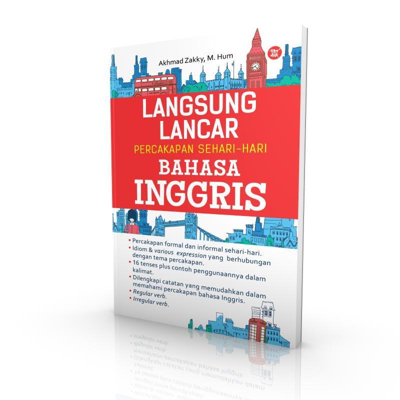 Kamus Langsung Lancar Percakapan Sehari-Hari Bahasa Inggris By Sebelah_toko.