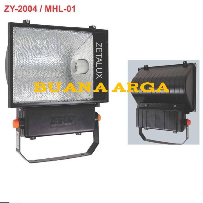 Kap Lampu HPIT 400 Watt Komplit Set Zetalux