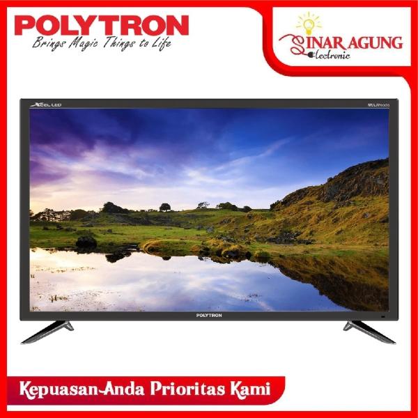 LED TV POLYTRON PLD 32D1852 / 32D 1852 HD TV [32 inch / HDMI] (GARANSI RESMI)