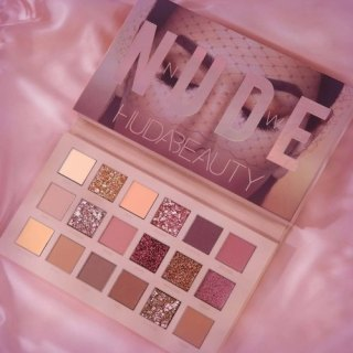 KSR- (COD) Huda Beauty The New Nude Eyeshadow Palette thumbnail