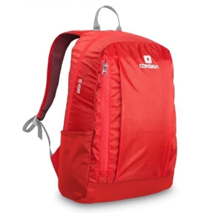 PROMO Consina Tas Dash 10L Consina Backpack Dash 10L Original TERAEDI JUGA Tas gunung consina/Tas gunung eiger/tas ransel gunung/tas sepeda gunung/Tas gunung murah/Tas gunung rei/tas selempang gunung/tas keril gunung/Tas gunung pria/tas ransel gunung pria