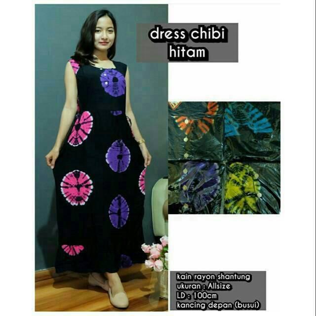 Cibi Keropi ~ Daster L Piyama L Dress Murahl Batik Murah L Baju Murah Wanita L Katun Jepang By Batikmanar.