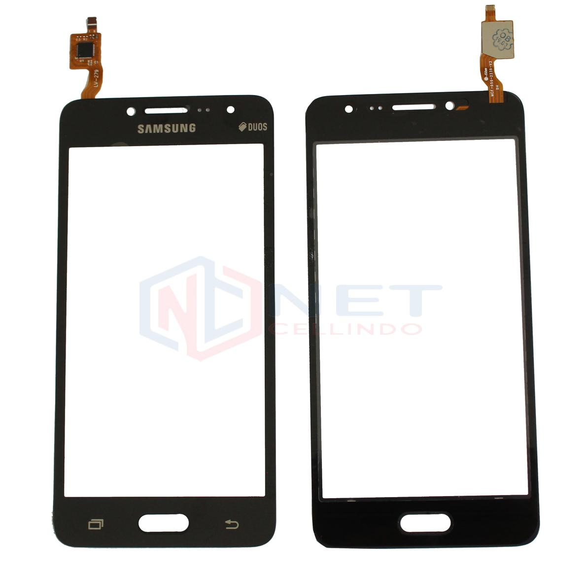 Touchscreen Ts Samsung G532 / G532f Galaxy J2 Prime 2016 By Net Cellindo Sparepart Hp.