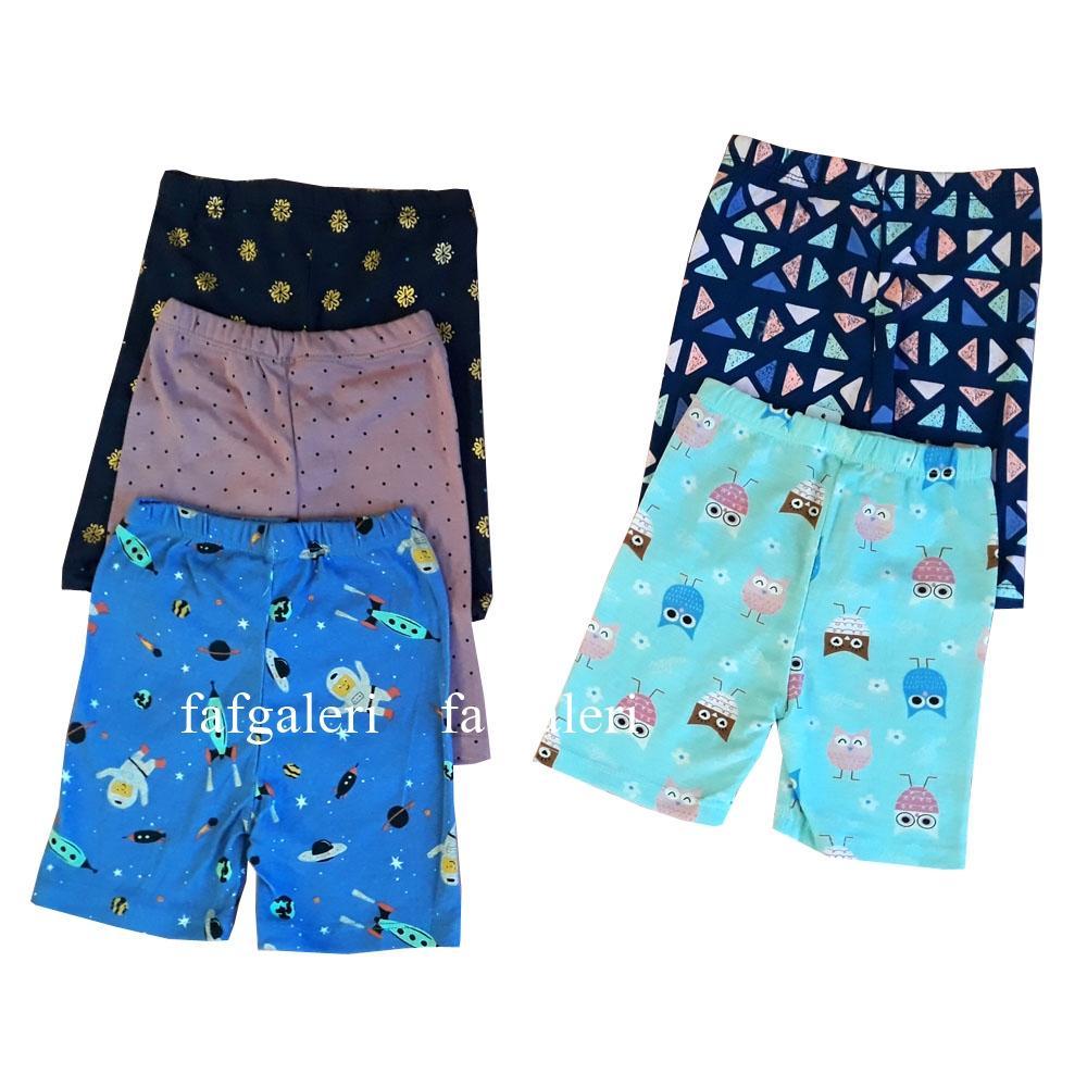 Celana Short Motif 1-4 Tahun Anak Laki-Laki - Celana Pendek Anak Laki-Laki By Faf Galeri.