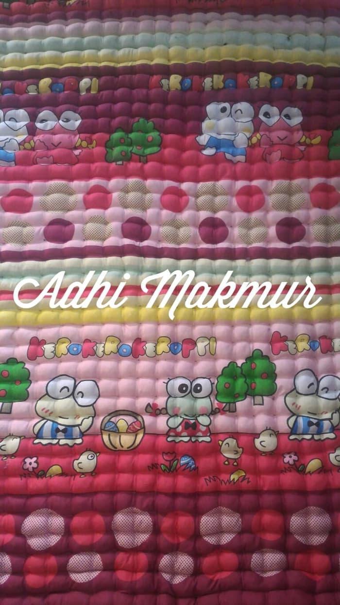 [ BAYAR DI TEMPAT ] kasur lantai palembang kasur palembang karakter kasur lipat karakter kasur lipat dakron @ Kasur Palembang uk 80 Original