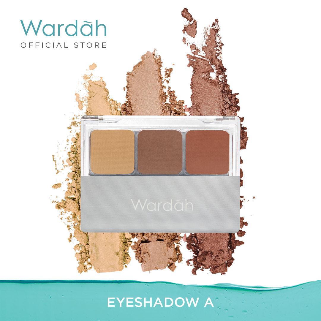 WARDAH Eye Shadow A - Eyeshadow