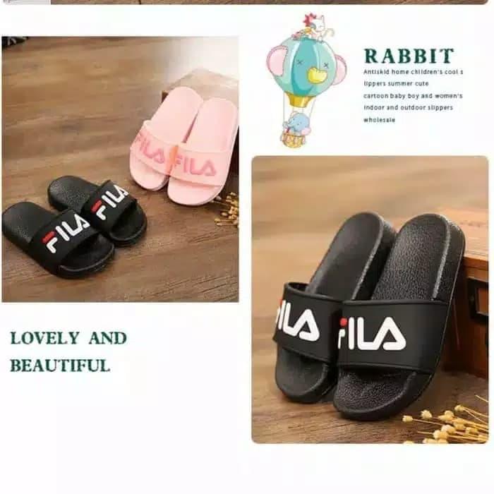 Dijual Sandal Anak Merk Fila Untuk Anak Laki-Laki Dan Perempuan Bagus