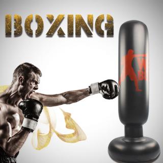 Có Cổ Phần C O D Túi Tháp Bơm Hơi Căng Thẳng Mới 1.6M Boxing Thường Trực Cơ Sở Nước Đào Tạo Giải Tỏa Căng Thẳng Trả Lại Túi Cát Có Được thumbnail