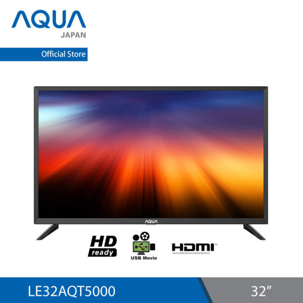 LED AQUA 32INCH 32AQT5000 AQUA LED TV 32 Inch