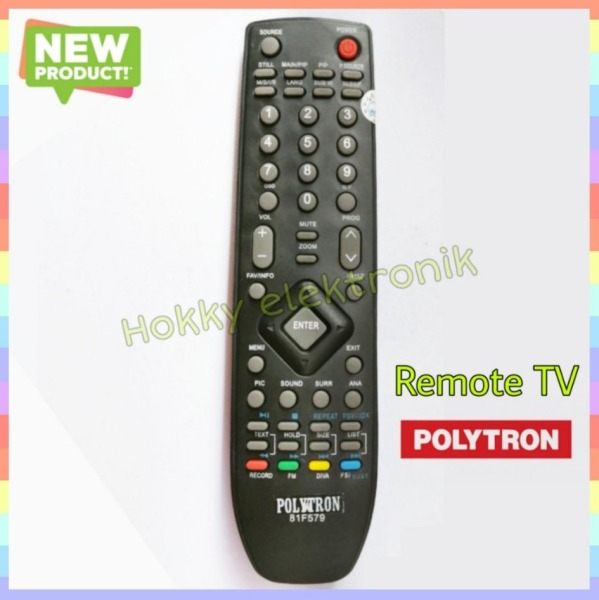 Remote TV LED POLYTRON New Produk