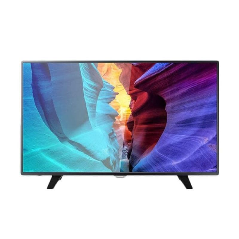 Promo Terakhir - Philips 43PFT5853S-70 Full HD Smart Slim LED TV [43