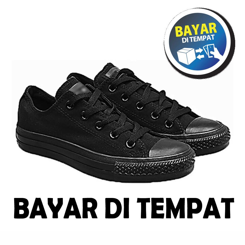 Rp 55.000. Zacksho Sepatu Sneakers Casual AllClassic ... 5e77280ca1