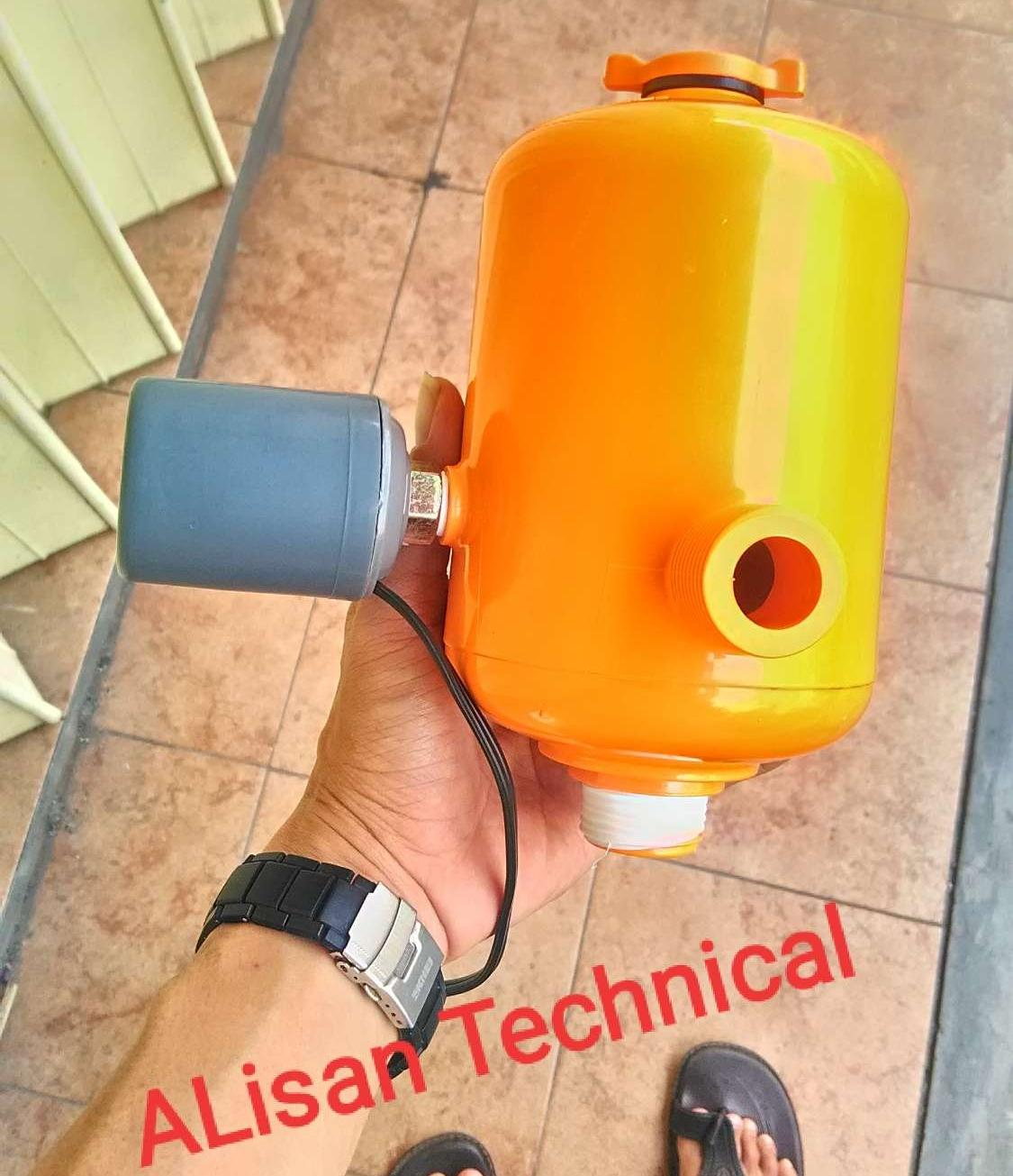 Tabung Otomatis Pompa Air Fiber Komplit Shimizu Wasser Panasonic Sanyo Dab Lazada Indonesia