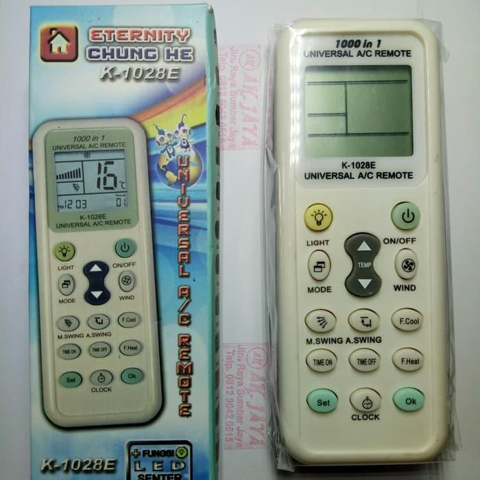 Remot / Remote AC Sharp LG Toshiba Multi /Universal Chunghop