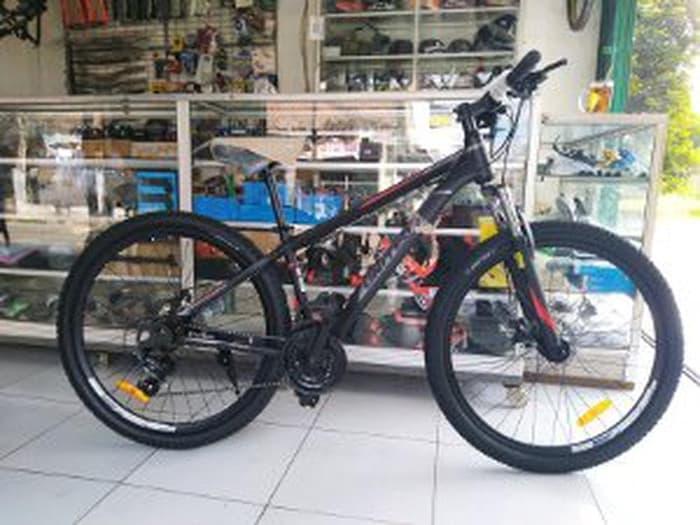 Sepeda Gunung 27.5 United Detroit Neo 100 21sp shimano - mtb roda 27