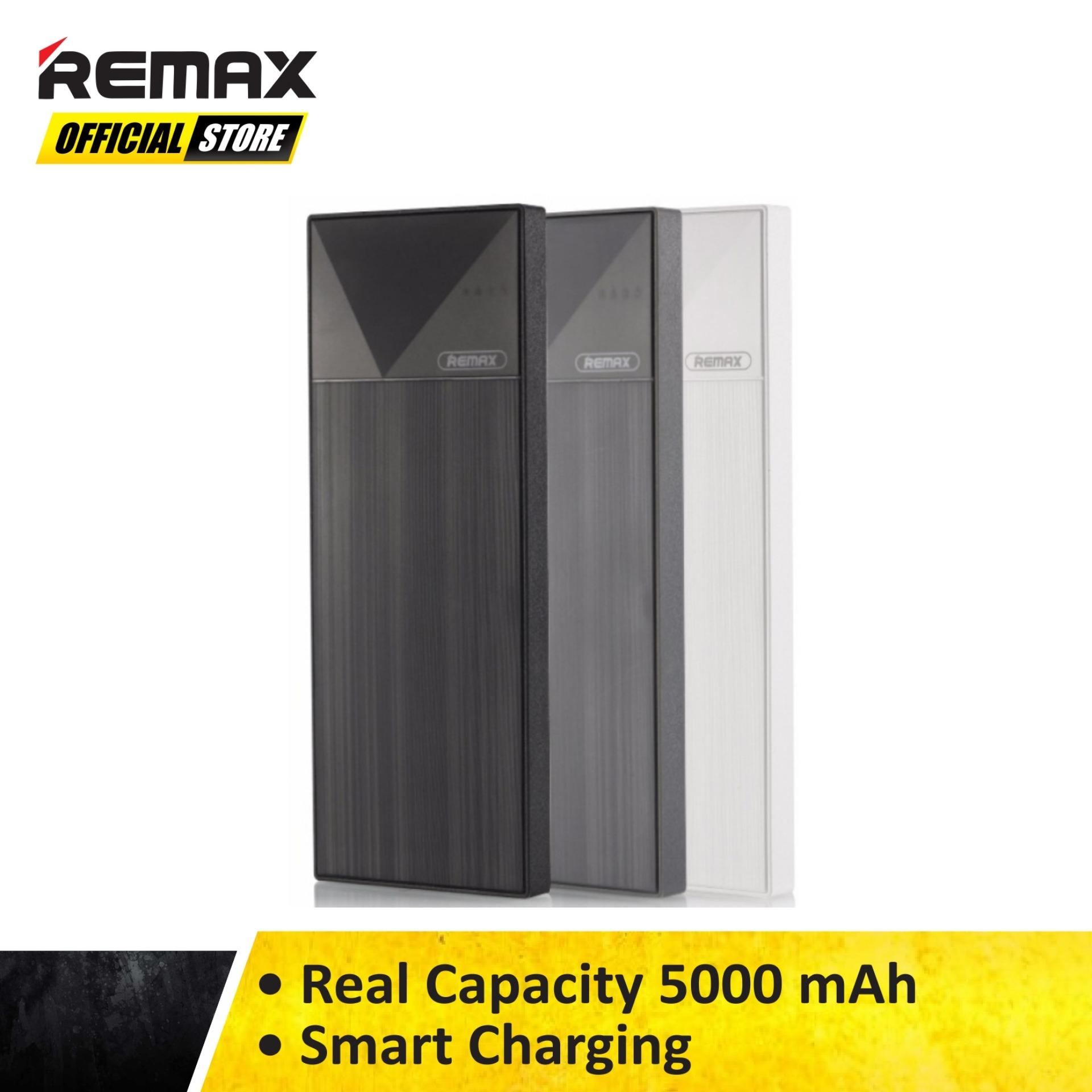 Remax Thoway Power Bank 5000 mAh RPP-54 Original Garansi / Powerbank Original / Powerbank Garansi / Powerbank Murah / Powerbank Bagus / Powerbank Awet