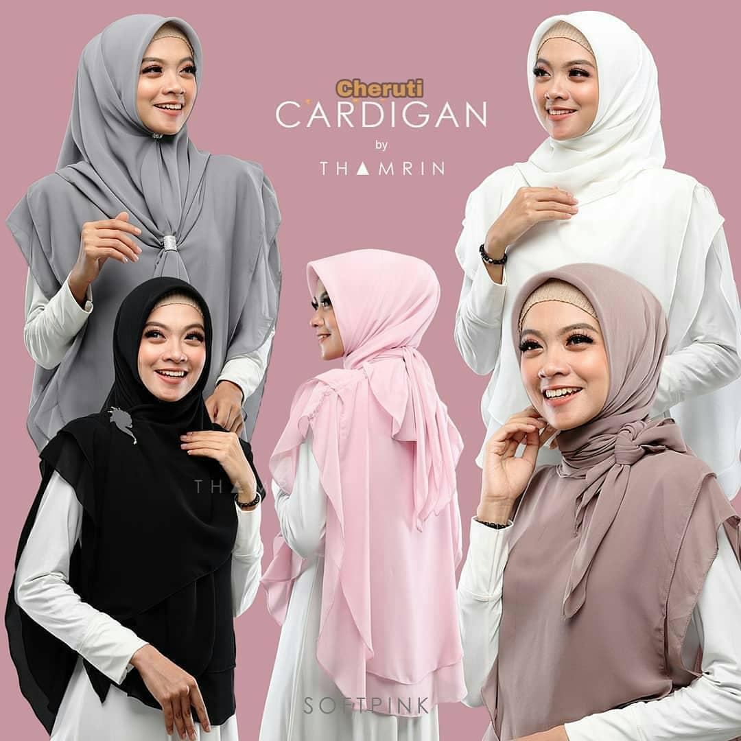 TF PROMO Bisa Bayar di Tempat Jilbab Murah Khimar Jilbab Cardigan Hijab Instan Mewah Kerudung Instan Khimar Instan