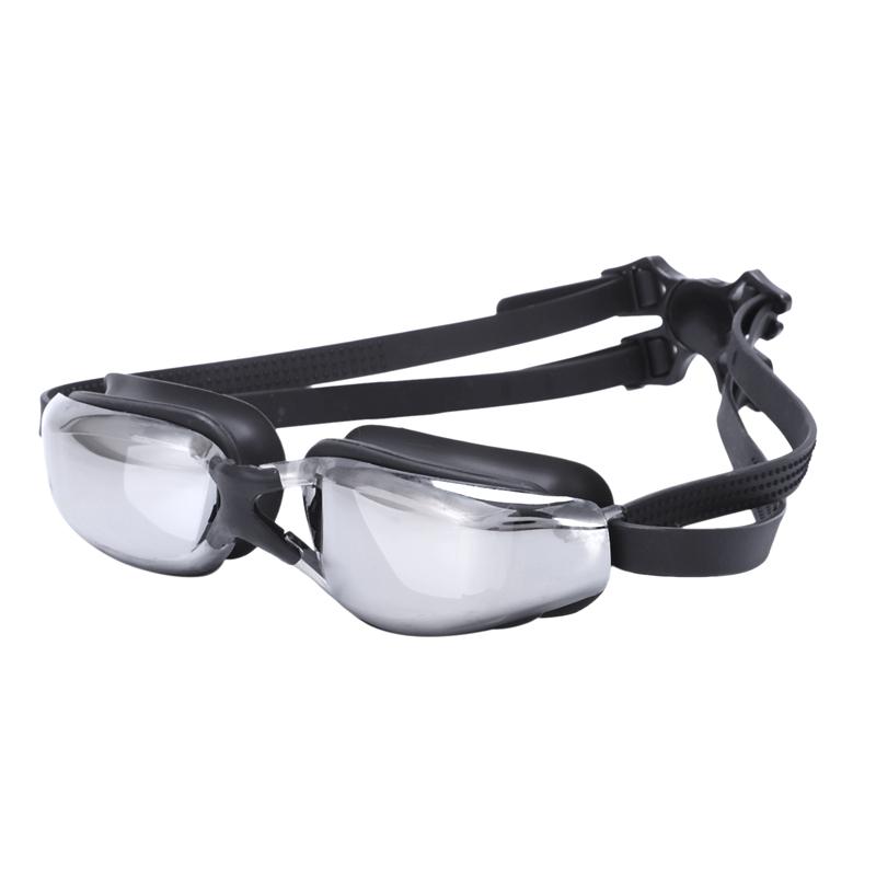 Giá Quá Tốt Để Có Swimming Goggles Anti-Fog Uv Adjustable Plating Men Women Waterproof Glasses Adult Eyewear