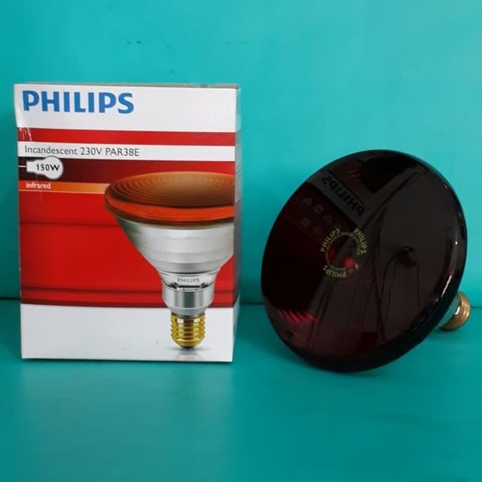 PROMO Lampu Infrared Merk PHILIPS 150W - UYwBmcWG