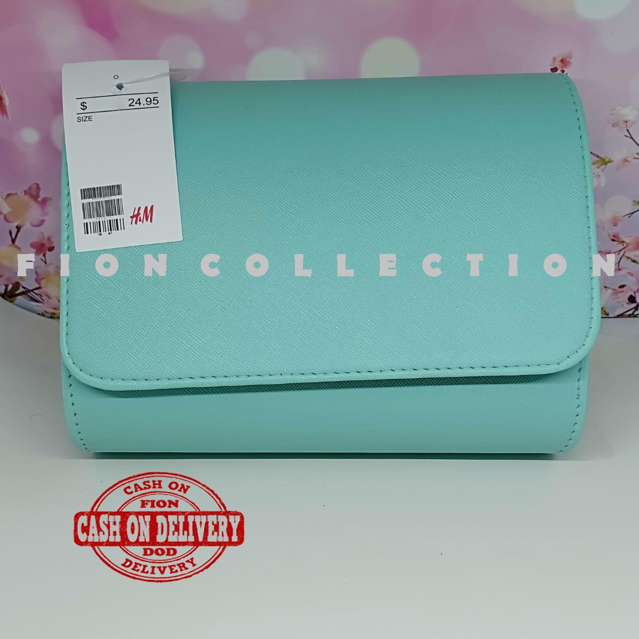 Tas wanita terbaru hnm mini clutch slingbag 19b204ace9