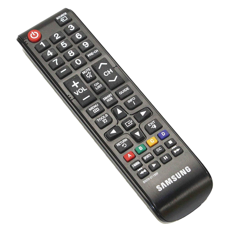 Remote TV Samsung Remot TV Remot Universal - Remot TV LCD LED - Hitam - AKS0109