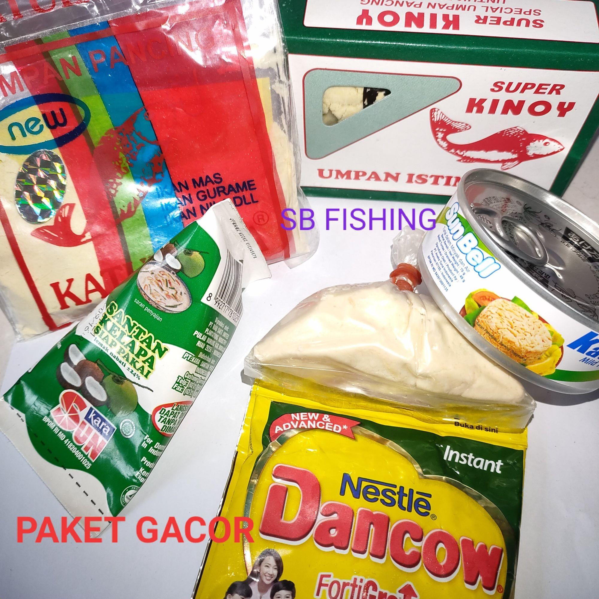 Umpan Ikan Mas Paket Katulampa Sunbell Dancaw Paikin Kara Kinoy Kotak Umpan Pancing Ikan Mas Kukus Resep Umpan Ikan Mas Juara Lazada Indonesia