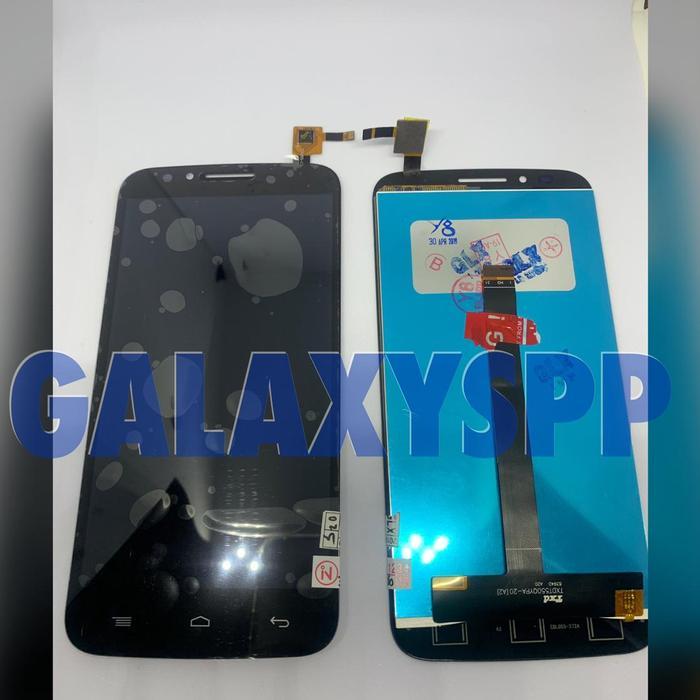 LCD TOUCHSCREEN ALCATEL ONE TOUCH FLASH PLUS TLIS 600/TLIS600 ORI