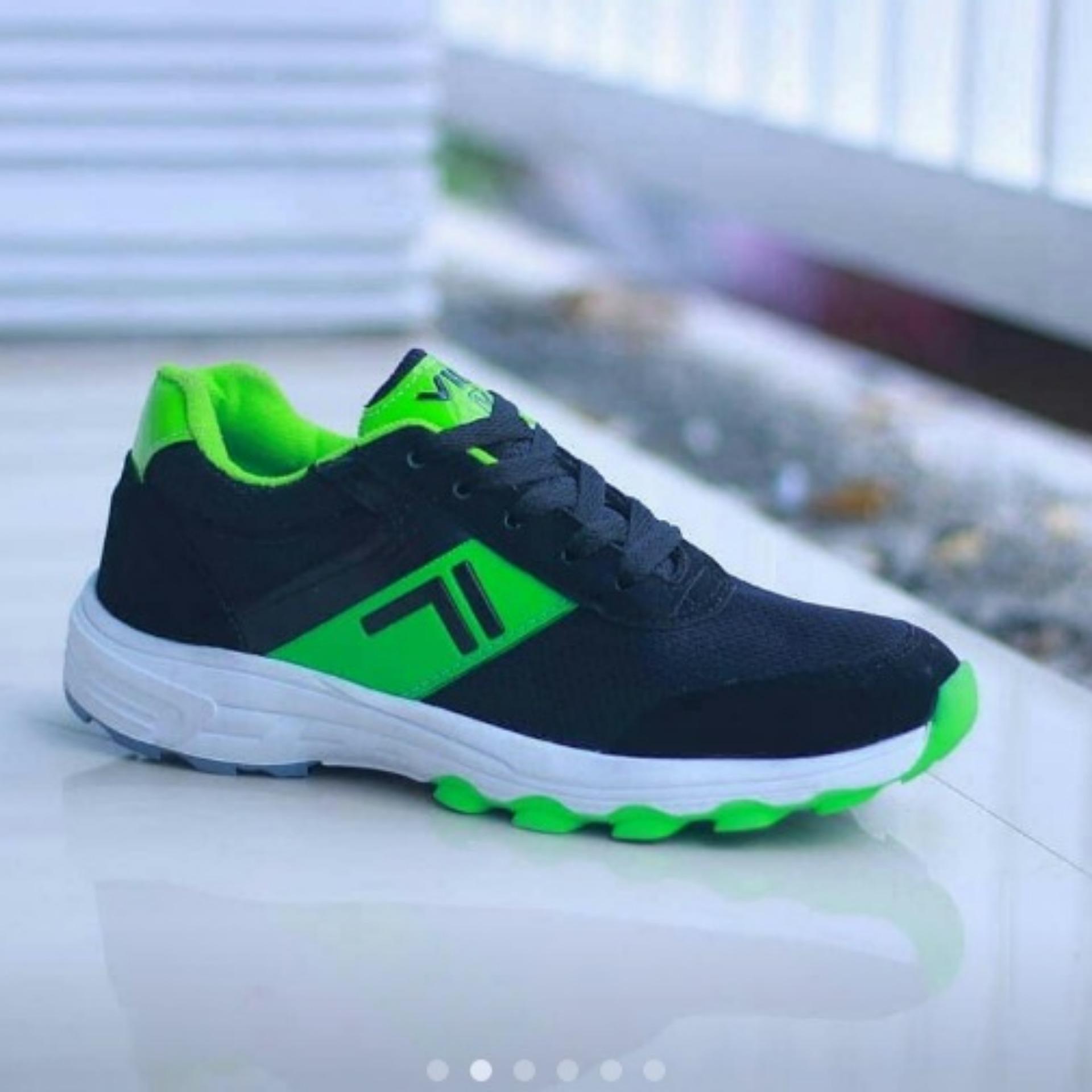 Adinova Shoes Sepatu Sport Pria Villanova Sepatu Sneaker Pria Villanova   Sepatu  Olahraga Sepatu 230f560135