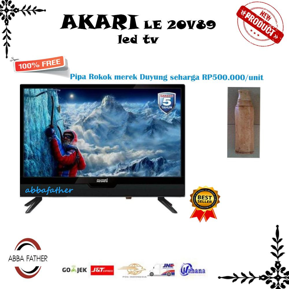 AKARI LE 20V89 - LED TV 20 INC