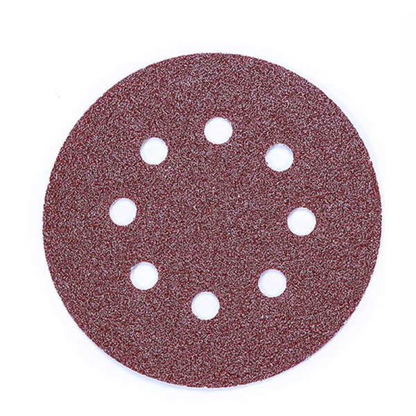 80Pcs Sanding Discs,Sanding Disc Pads 125mm/5 Inch 8 Holes Hook and Loop 40/60/80/120/180/240/320/400 Sandpaper Assorted for Random Orbital Sander