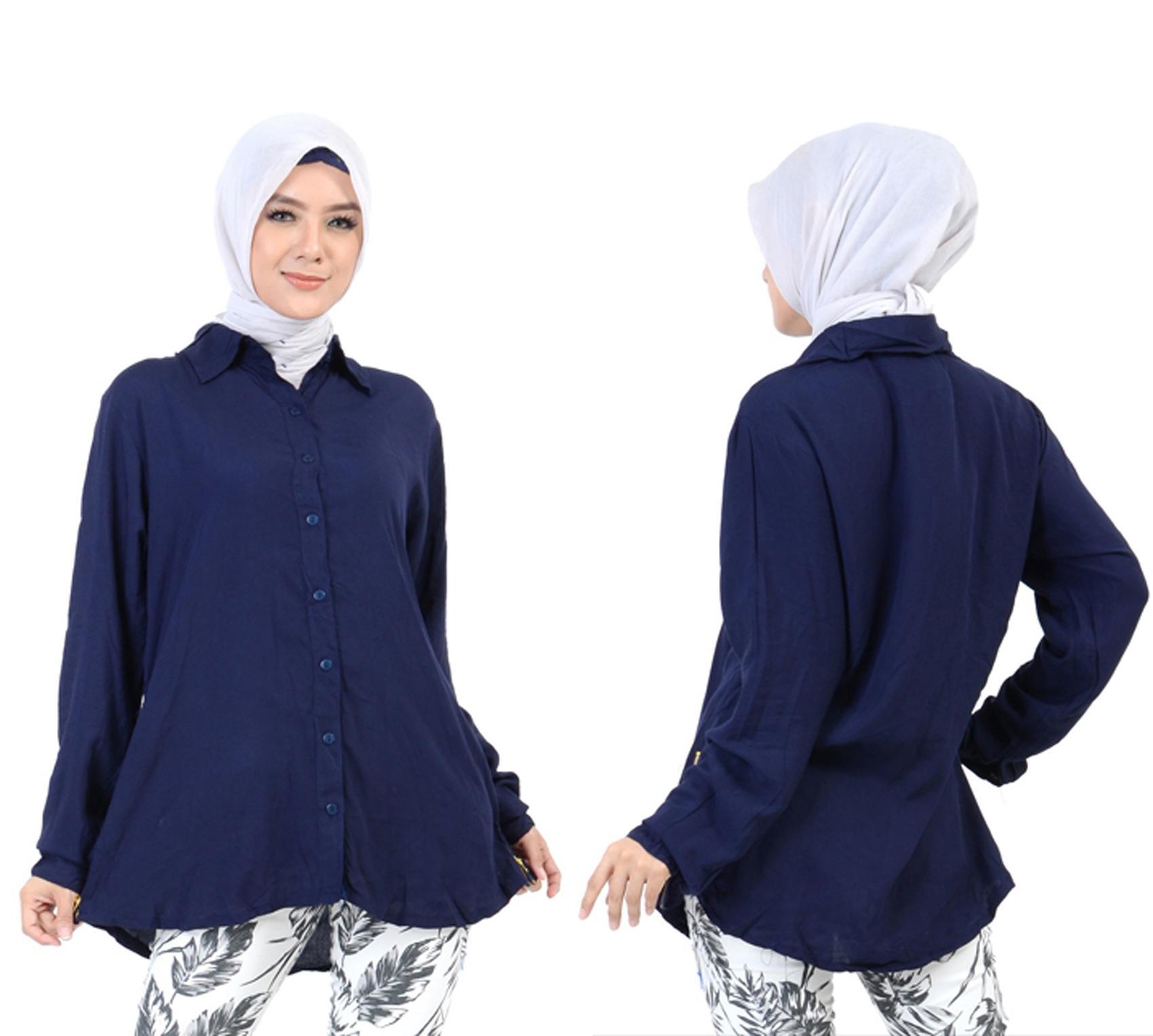 Jessica Fashion Long Hem Ginara / Tunik Wanita / Blus Wanita / Atasan Wanita / Baju Wanita / Long Hem / Flatshoes Wanita / Hijab / Hijab Fashion / Baju Tidur Wanita / Baju Panjang /Tas / Atasan Muslimah / Kerudung / Kemeja Wanita / BEST SELLER