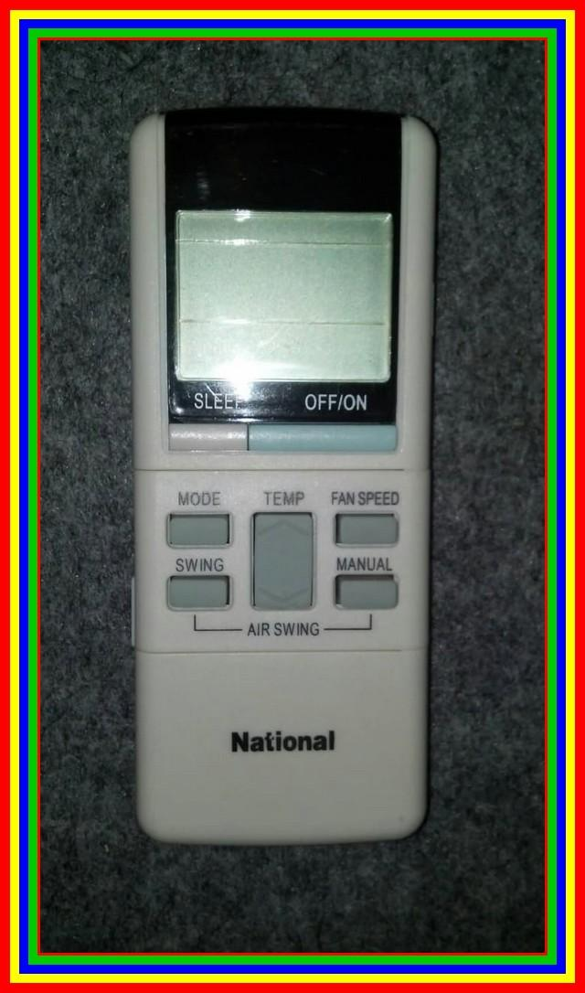 Remote AC National 1